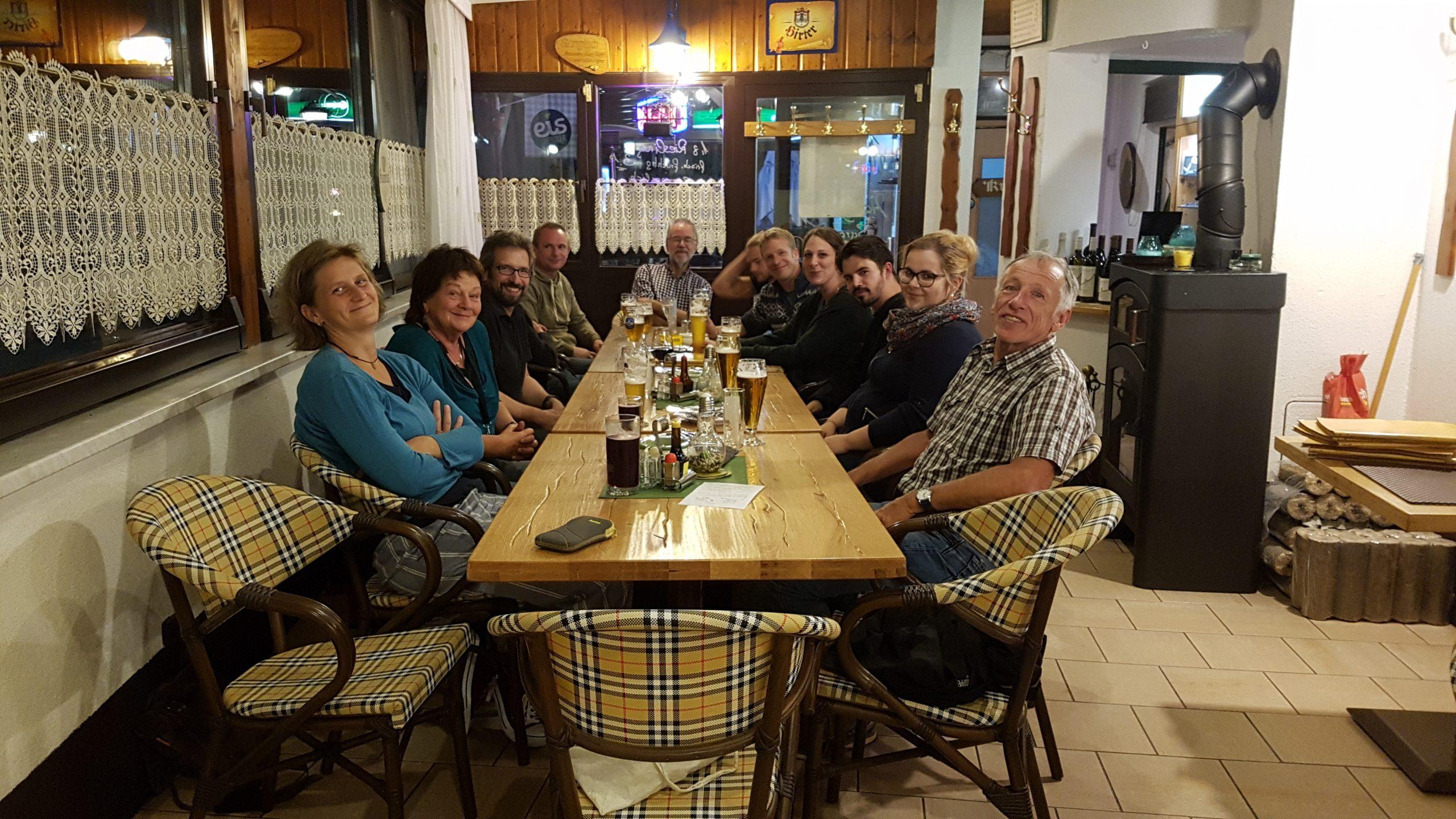 Summerschool 2019 – Salze im Mauerwerk